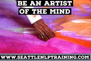 NLP Artistry through Mindworks NLP Training
