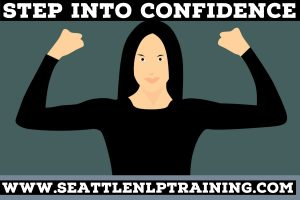 Confidence through NLP Anchoring