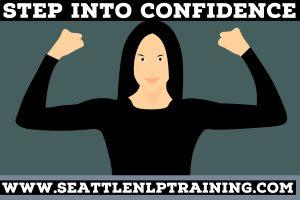 Confidence through NLP Anchoring